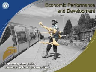 Economic Performance and Development