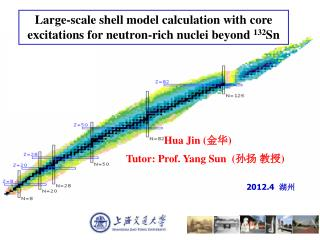 Large-scale shell model calculation with core excitations for neutron-rich nuclei beyond  132 Sn