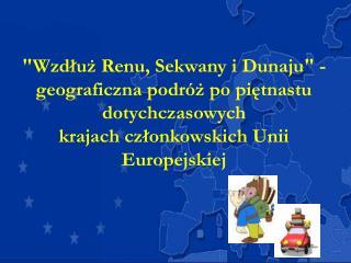 Państwa – założyciele UE