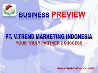 PT. V-TREND MARKETING INDONESIA