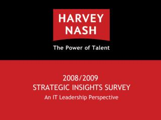 Jan Leen 't Jong Managing Director  Harvey Nash Nederland
