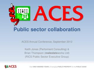 Public sector collaboration