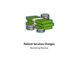 Patient Services Charges