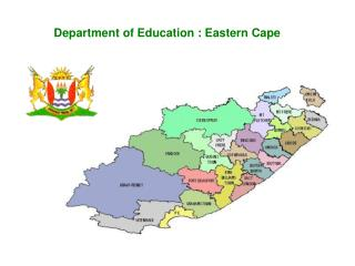 Department of Education : Eastern Cape