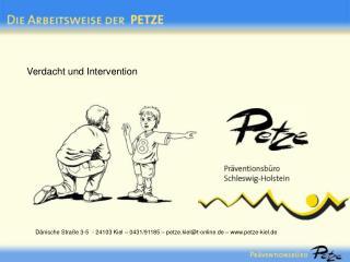 Verdacht und Intervention