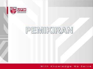 PEMIKIRAN