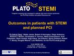 Ticagrelor compared with clopidogrel in patients with acute coronary syndromes the PLATelet Inhibition and patient Outco