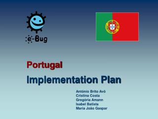 Portugal Implementation Plan