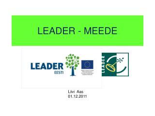 LEADER - MEEDE