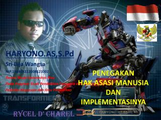 OLEH HARYONO.AS,S.Pd  Sri Bija Wangsa NIP.198403222008121002 Dosen Muda Universitas Riau