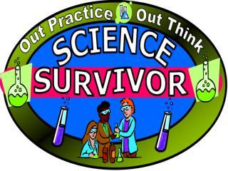 Science Survivor Card 1