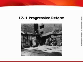 17. 1 Progressive Reform