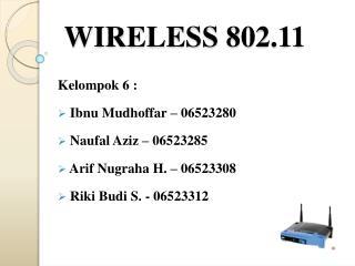 WIRELESS 802.11