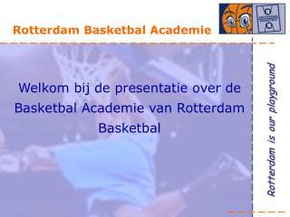 Rotterdam Basketbal Academie