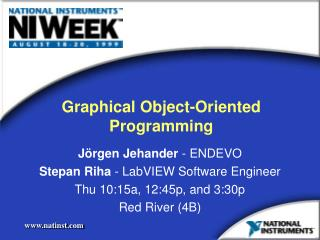 Graphical Object-Oriented Programming