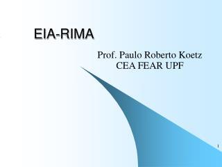 EIA-RIMA