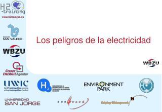 Los peligros de la electricidad