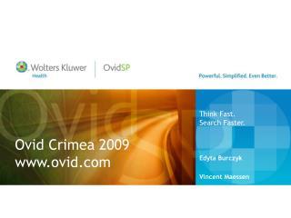 Ovid  Crimea  200 9 ovid