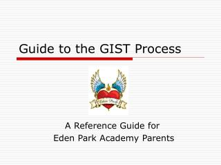 Guide to the GIST Process
