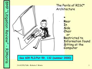 The Perils of RISC* Architecture