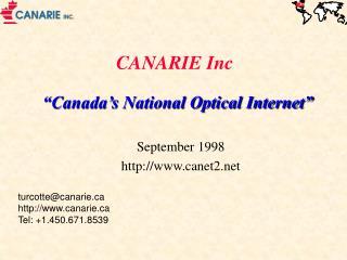 CANARIE Inc