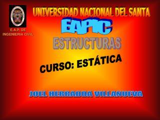 E.A.P. DE INGENIERIA CIVIL