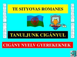 TE SITYOVAS ROMANES