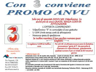 Via Vagnetti, 128 50142 FIRENZE Tel 055 0352037 Fax 055 7876471 info@netcomsrl.it