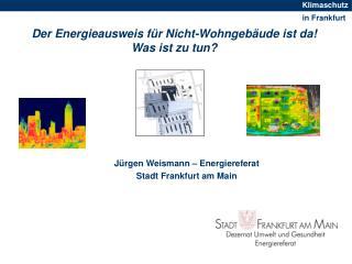 Der Energieausweis für Nicht-Wohngebäude ist da! Was ist zu tun?