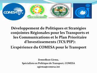 Programme de Soutien à l'Intégration Régionale  (RISP)