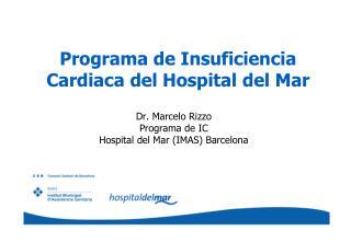 Programa de Insuficiencia Cardiaca del Hospital del Mar