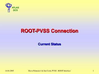 ROOT-PVSS Connection