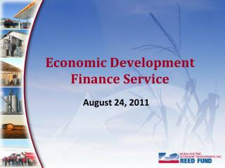 Economic Development Finance Service