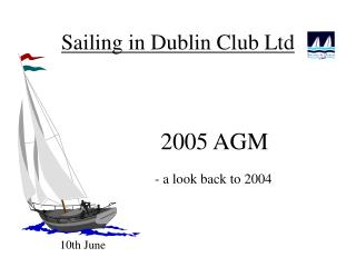 Sailing in Dublin Club Ltd