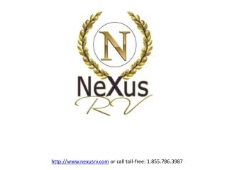 NeXclusive Features by NeXus RV -Presentation