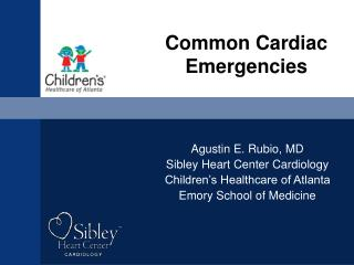 Common Cardiac Emergencies