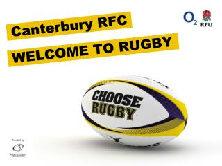 WELCOME TO RUGBY