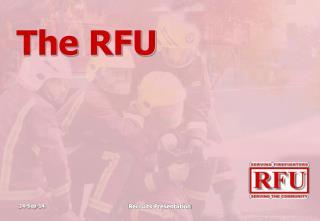 The RFU