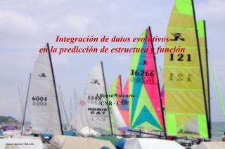 Integración de datos evolutivos en la predicción de estructura y función