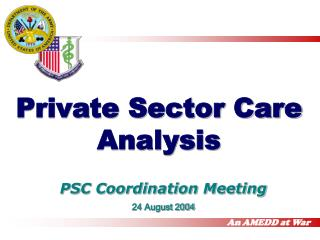 Private Sector Care Analysis