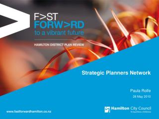 Strategic Planners Network