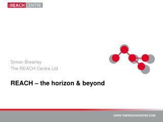 REACH – the horizon & beyond