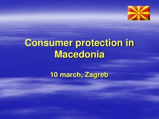 Consumer protection in Macedonia