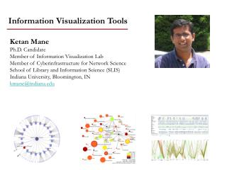 Information Visualization Tools