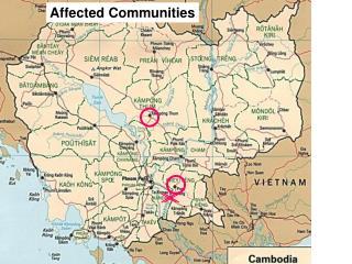 Affected Communities