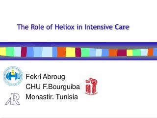 The Role of Heliox in Intensive Care