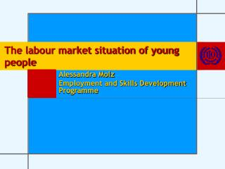 The labour market situation of young people