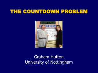 What Is Countdown?