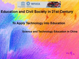 Education and Civil Society in 21st Century