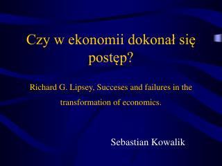 Sebastian Kowalik